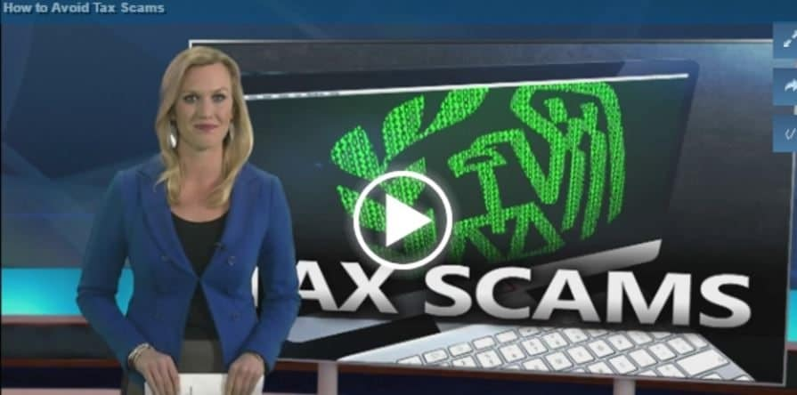 porter kinney how to avoid tax scams