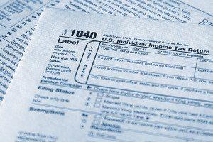 U.S. Individual Income Tax Return