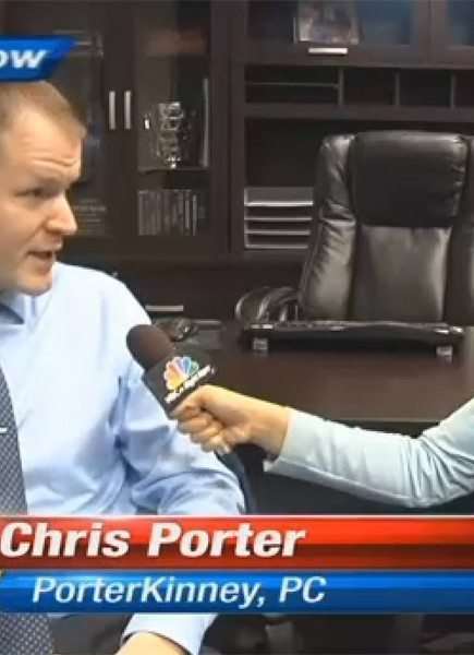Chris Porter on Wake Up Northwest KNDU