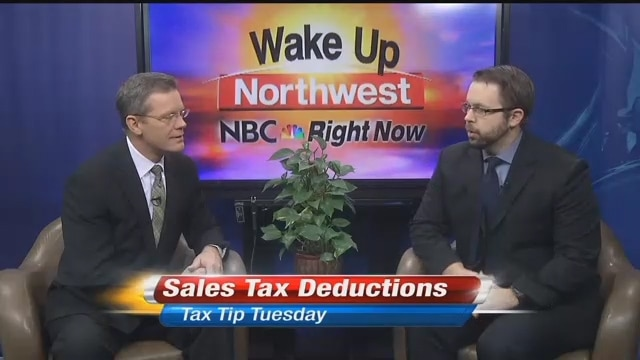Sales Tax Deductions