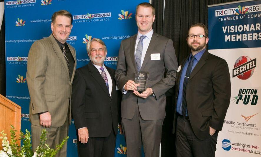 2016 Business on a Roll Award Recipient