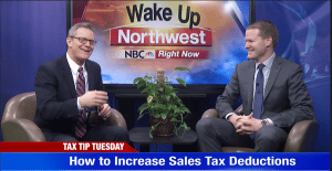 Chris Porter on Tax Tip Tuesday